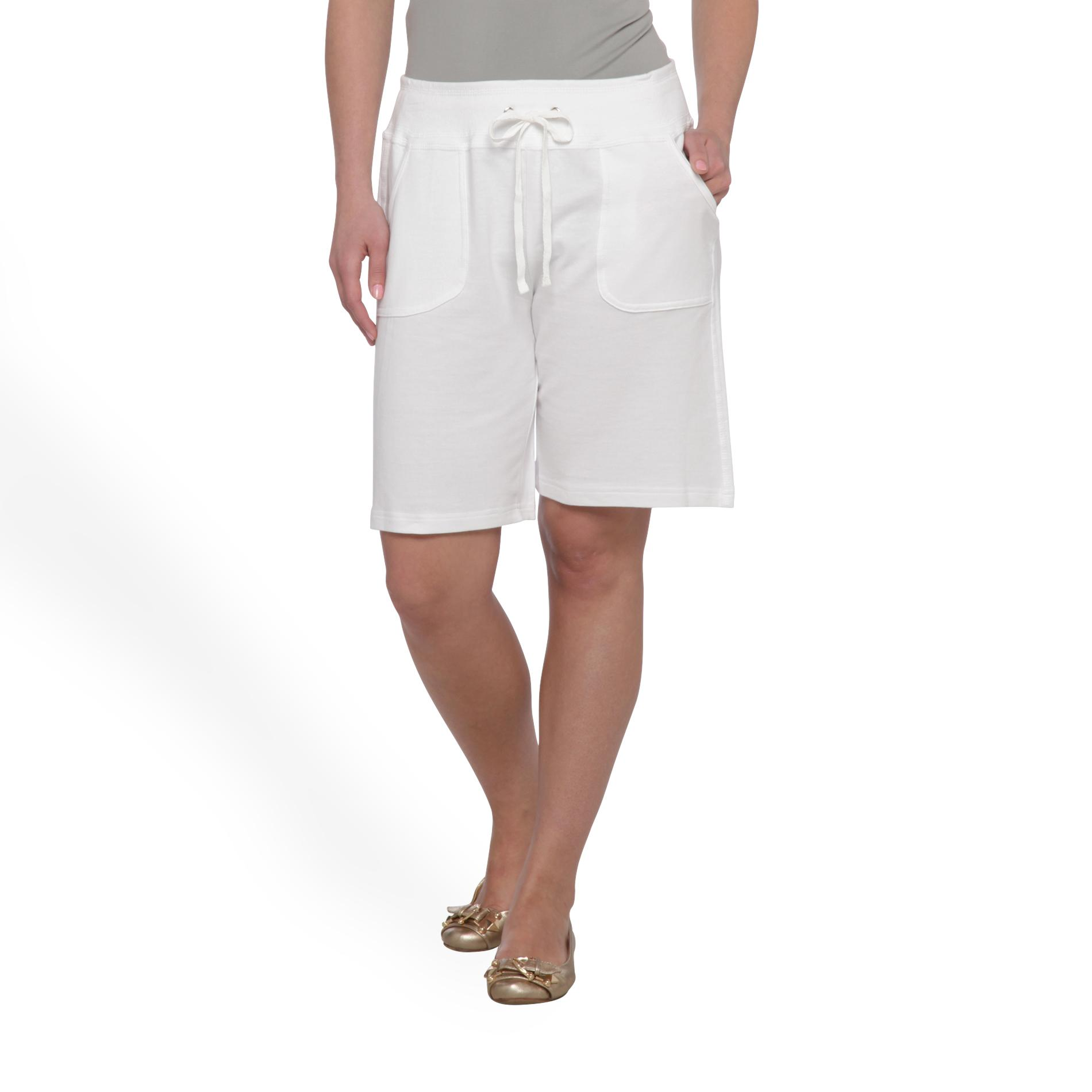 Athletech Women's Knit Shorts at Kmart.com
