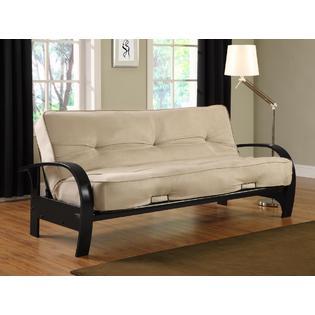 Dorel Madrid Sofa Sleeper Convertible Futon