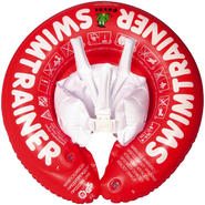 "FREDS SWIM ACADEMY SWIMTRAINER ""Classic"" Red (3 months-4 years) at Kmart.com"