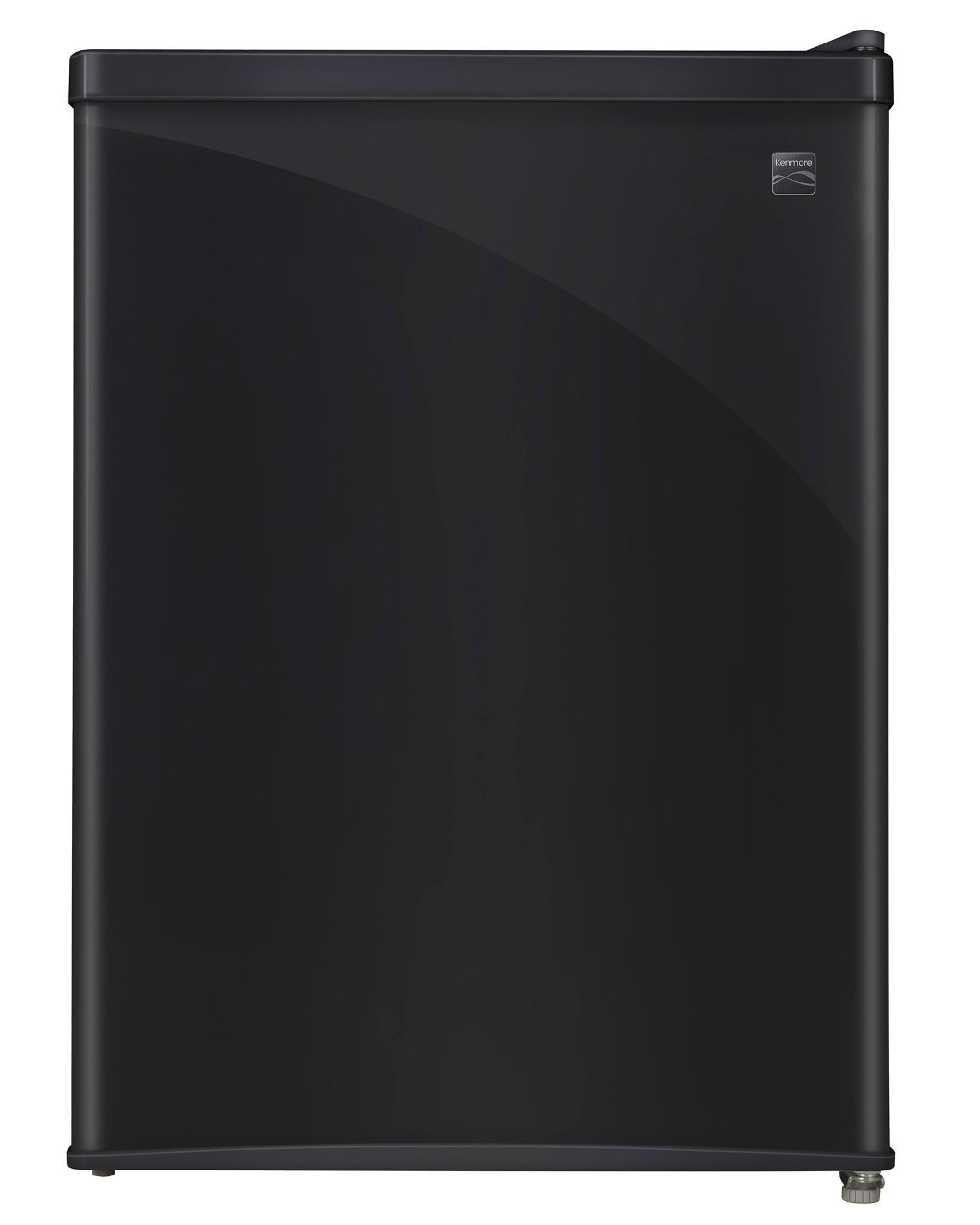 Kenmore 2.4 cu. ft. Compact Refrigerator - Black
