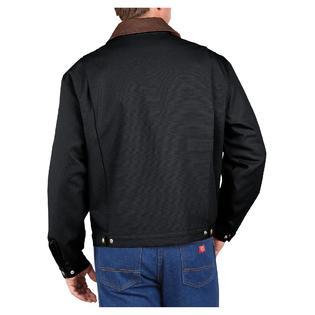 349d7bb34 Dickies Men's Blanket Lined Duck Jacket 758 - Workwear & Uniforms ...