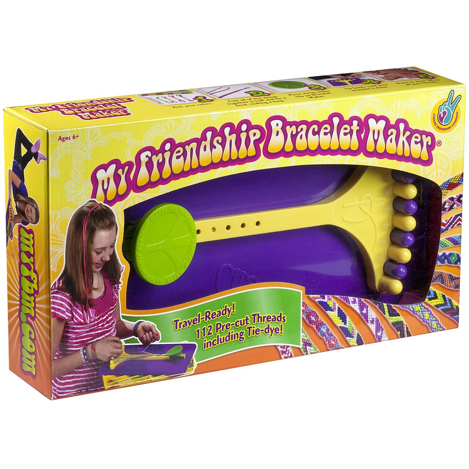 Crorey Creations My Friendship Bracelet Maker Kit