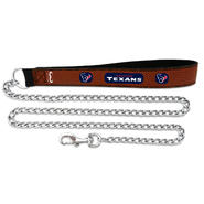 Houston Texans Football Leather Chain Leash at Kmart.com