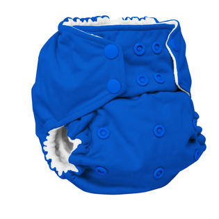 Kanga Care Rumparooz One Size Cloth Pocket Diaper, Bermuda, Snap 6-35+ lbs.