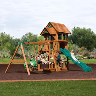 backyard discovery windsor ii swing set free delivery toys
