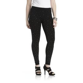 Bongo Junior's Plus Embellished Leggings at Sears.com