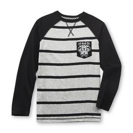 SK2 Boy's Hooded T-Shirt Hoodie - Striped at Kmart.com