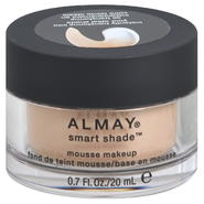 Almay Smart Shade Mousse Makeup, Light/Medium 200, 0.7 fl oz (20 ml) at Kmart.com