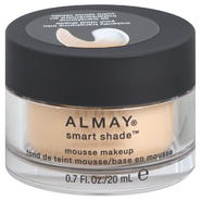 Almay Smart Shade Mousse Makeup, Light 100, 0.7 fl oz (20 ml) at Kmart.com