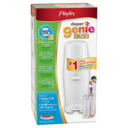 Playtex Diaper Genie Essentials Diaper Pail, Maximum Odor Control, 1 diaper pail at Kmart.com