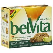 Nabisco Breakfast Biscuits, Apple Cinnamon, 5 - 1.76 oz (50 g) packs [8.8 oz (250 g)] at Kmart.com