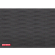 Craftsman Anti-Fatigue Workshop Mat - Black at Sears.com