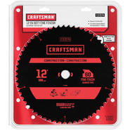 Craftsman 12 In. 60T Carbide at Craftsman.com