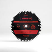 Craftsman CM 7 1/4-60T Carbide Blade at Craftsman.com