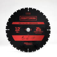 Craftsman 12 In. 32T Carbide at Craftsman.com