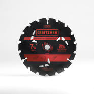 Craftsman CM 7 1/4IN -18T  CARBIDE BLADE at Craftsman.com