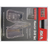 Titan Tools 204 pc. Master Drill Bit Set at mygofer.com