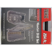Titan Tools 204 pc. Master Drill Bit Set at Sears.com