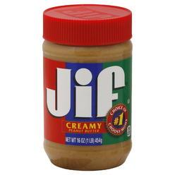 Jif Peanut Butter, Creamy, 16 oz (1 lb) 454 g at Kmart.com
