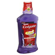 Colgate-Palmolive Advanced Pro-Shield Antigingivitis/Antiplaque Mouthwash, Alcohol Free, Wintermint Rush, 16.9 fl oz (1.05 pt) 500 ml at Kmart.com