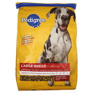Pedigree Food for Dogs, Large Breed Nutrition, 17 lb (7.71 kg) at Kmart.com