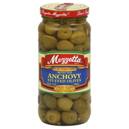 Mezzetta In the Napa Valley Olives, Stuffed, Anchovy, Minced, 10 oz (283 g) at Kmart.com
