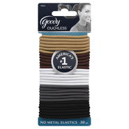 Goody Ouchless Hair Elastics- Java Bean, 30 pcs at Kmart.com