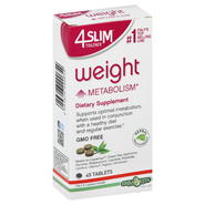 Erba Vita 4 Slim Trainer Weight, Metabolism, Tablets, 45 - 0.03 oz (900 mg) tablets at Kmart.com