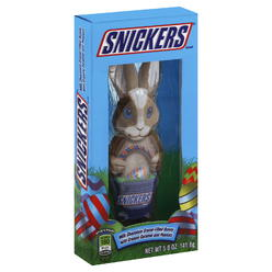Snickers Milk Chocolate Creme-Filled Bunny, 5 oz (141.8 g) at Kmart.com