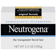 Neutrogena Original Formula Fragrance Free Facial Bar 3.5 OZ BOX at Kmart.com