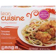 Lean Cuisine Sesame breaded chicken tenderloins with pasta Sesame Chicken 9 OZ BOX at Kmart.com
