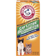 Arm & Hammer W/Activated Baking Soda Cat Litter Deodorizer 20 OZ BOX at Kmart.com