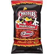 Chester's Puffcorn Flamin' Hot $2 Only Puffcorn 4.5 OZ BAG at Kmart.com