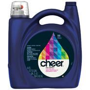 Cheer 2X Ultra Fresh Clean Scent 96 Loads Liquid Laundry Detergent 96 CT PLASTIC BOTTLE at Kmart.com