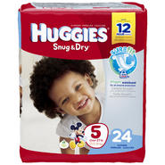 Huggies Size 5 Diapers at Kmart.com