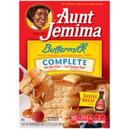 Aunt Jemima Buttermilk Complete Pancake & Waffle Mix 32 OZ BOX at Kmart.com