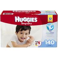 Huggies Size 4 Diapers BOX at Kmart.com