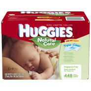 Huggies Refill Baby Wipes 448 CT BOX at Kmart.com
