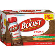Boost Rich Chocolate Complete Nutritional Drink 96 FL OZ BOX at Kmart.com