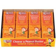 Keebler Cheese & Peanut Butter Sandwich Crackers 11 OZ TRAY at Kmart.com