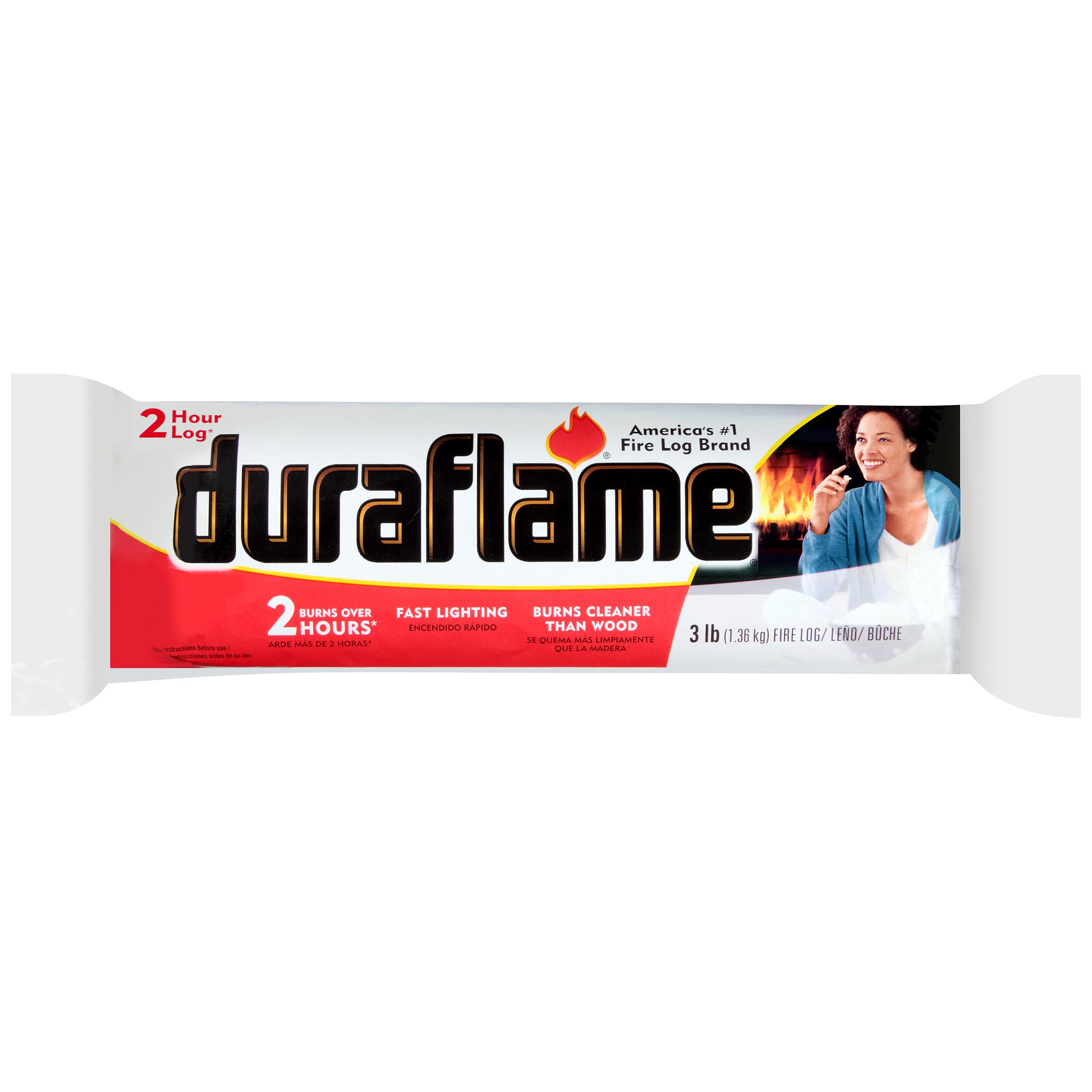Duraflame Original Style Fire Log 3 LB PACK