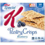 Special K Blueberry Pastry Crisps 4.4 OZ BOX at Kmart.com