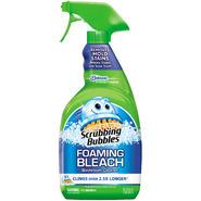 Scrubbing Bubbles Foaming Bleach Bathroom Cleaner 32 FL OZ SPRAY BOTTLE at Kmart.com