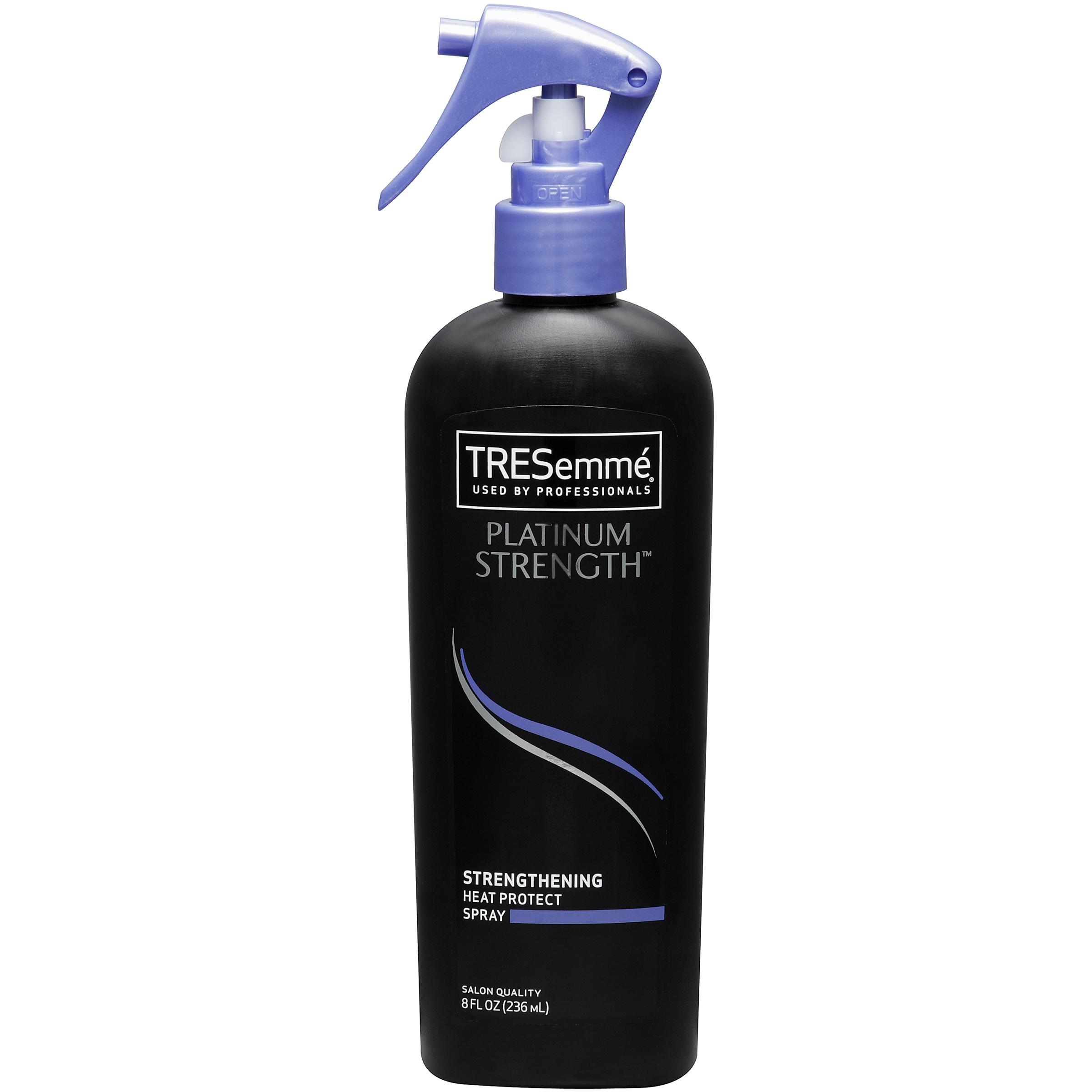 Platinum Strength Strengthening Heat Protect Spray 8 FL OZ TRIGGER SPRAY