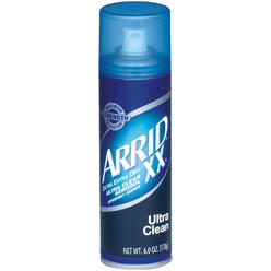 Arrid Extra Extra Dry Ultra Clean XX Anti-Perspirant/Deodorant 6 OZ AEROSOL CAN at Kmart.com