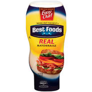 Best Foods Real Mayonnaise 16.5 OZ SQUEEZE BOTTLE at Kmart.com