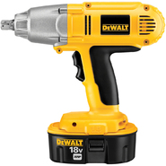 DeWalt 1/2 in. (13mm) 18 V Cordless High-Torque Impact Wrench Kit at Sears.com