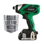 Hitachi 18 Volt Lithium Ion Compact Pro Impact Driver at Sears.com