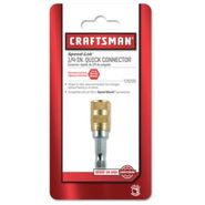 Craftsman 1/4 In. Quick Connector at Craftsman.com