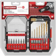 Craftsman 31pc Impact Drill and Drive Set at Craftsman.com
